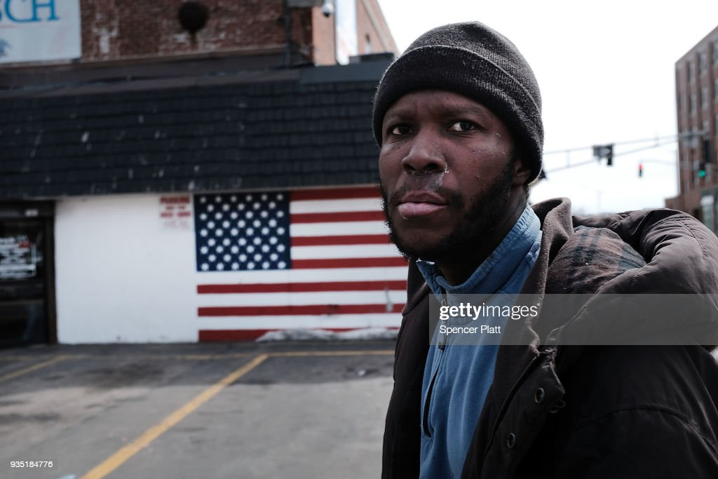 Despite Gains, Worcester, Massachusetts Struggles With Homelessness And Addiction : News Photo