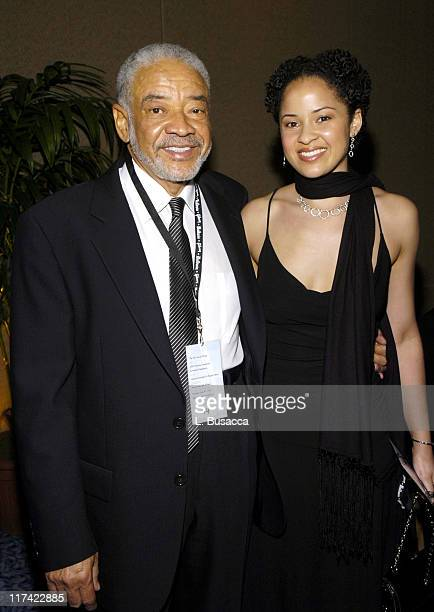 Bill Withers and Kori Withers during 36th Annual Songwriters Hall of Fame Induction Ceremony Show and Dinner at Marriott Marquis Hotel in New York...