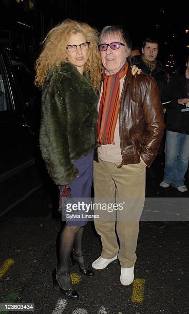 Bill Wyman attends Million Dollar Quartet Press Night held at the Noel Coward Theatre on February 28 2011 in London England