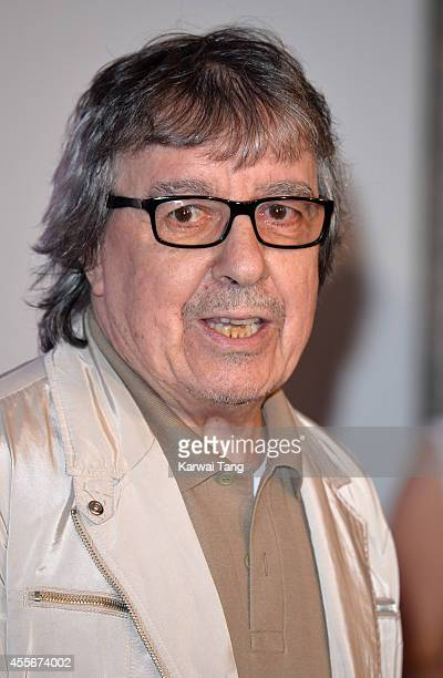 """Bill Wyman attends the """"20,000 Days on Earth"""" screening at Barbican Centre on September 17, 2014 in London, England."""
