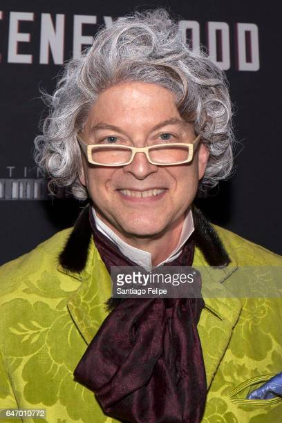 Bill Yosses attends Sweeney Todd The Demon Barber Of Fleet Street Opening Night party at City Bakery on March 1 2017 in New York City