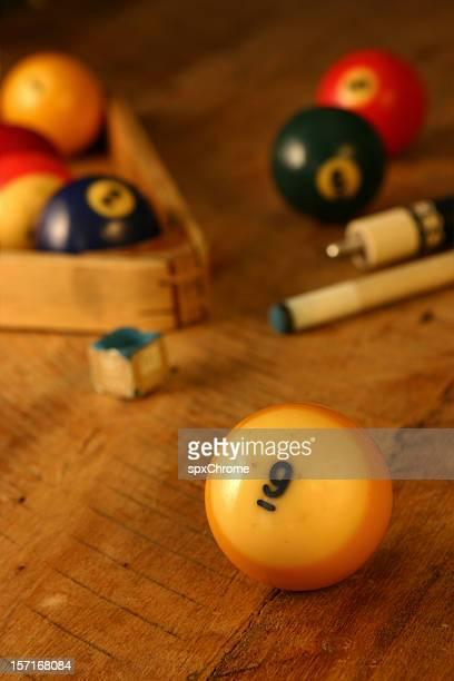 Billards - 9 Ball