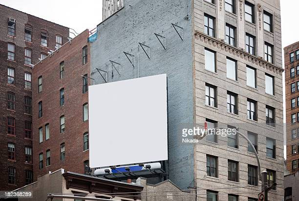 Billboard in New York City