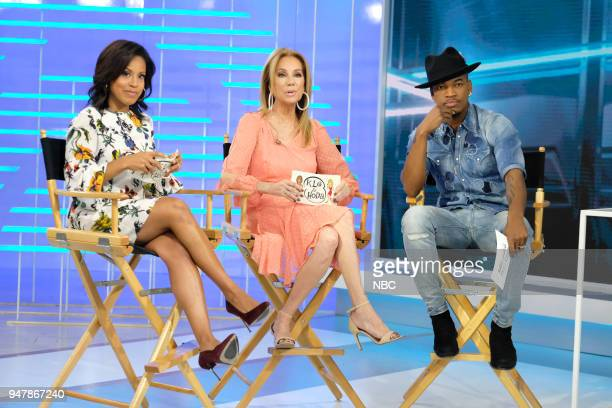 "Billboard Music Awards"" Billboard 2018 Nominations announcement on ""TODAY"" April 17, 2018 in New York City -- Pictured: Sheinelle Jones, Kathie Lee..."