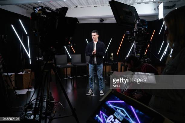 '2018 Billboard Music Awards' Billboard 2018 Nominations livestream announcement at Billboard offices on April 17 2018 in New York City Pictured...