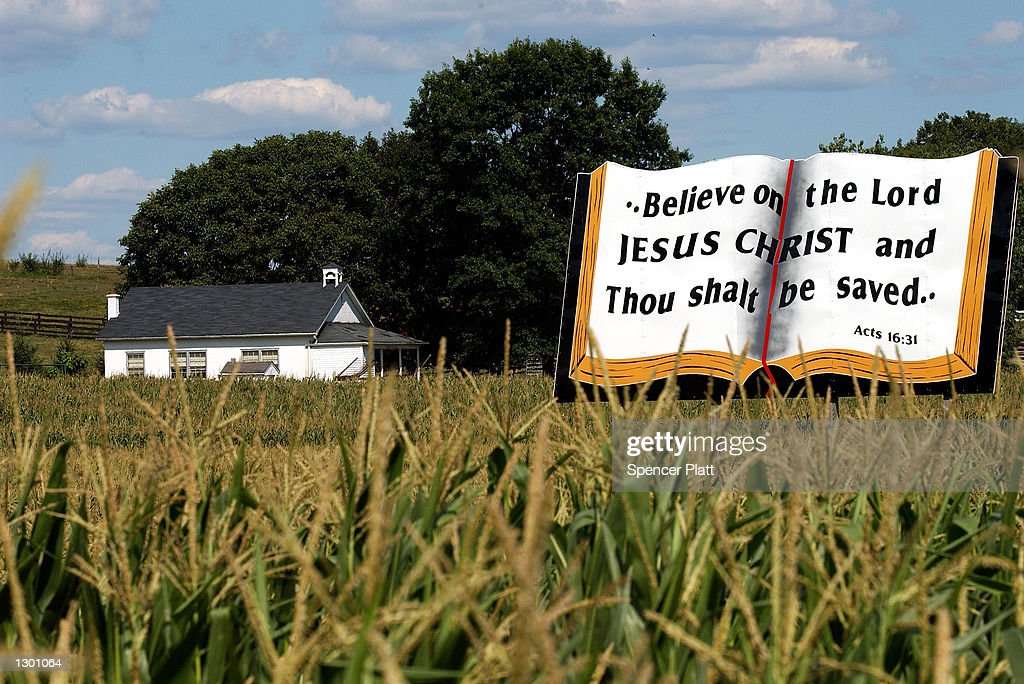 The Amish Of Lancaster County : News Photo