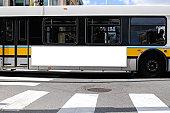 Billboard on Bus Side