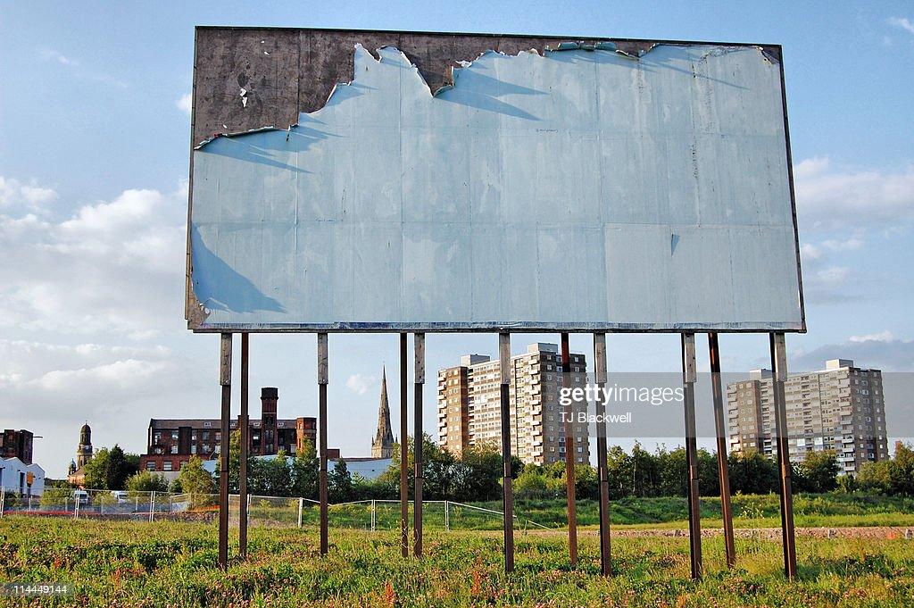 Billboard : Foto de stock