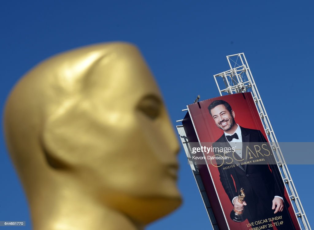 89th Annual Academy Awards - Preparations Continue : News Photo