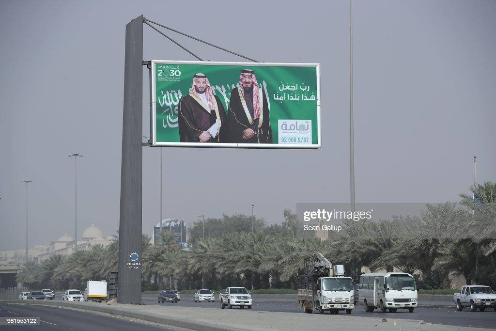 Daily Life As Reforms Signal A New Era In Saudi Arabia : Fotografía de noticias