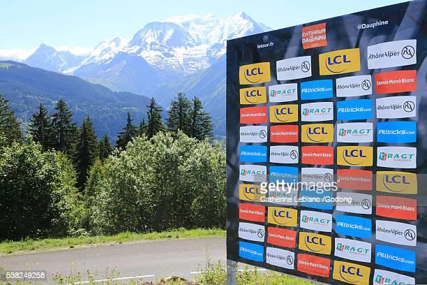 Billboard. The Critérium du Dauphiné. 2015.