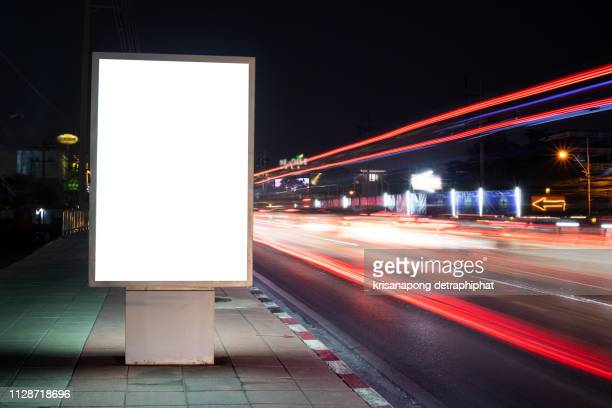 billboards - template stock pictures, royalty-free photos & images
