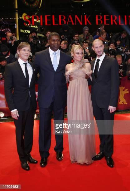 Bille August Dennis Haysbert Diane Kruger and Joseph Fiennes