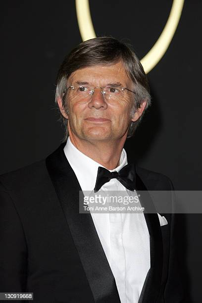 Bille August during 2007 Cannes Film Festival 60th Anniversary Dinner in Cannes France