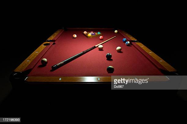 Billiard in the Dark