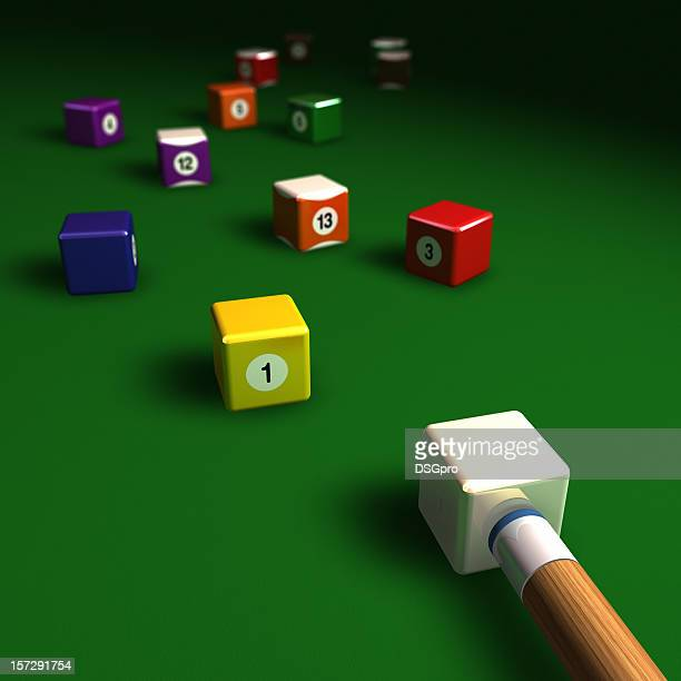 billiard shot 002