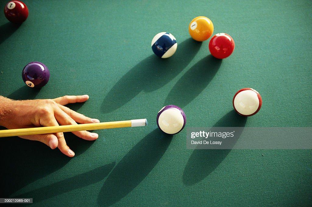 Billiards : Stock Photo