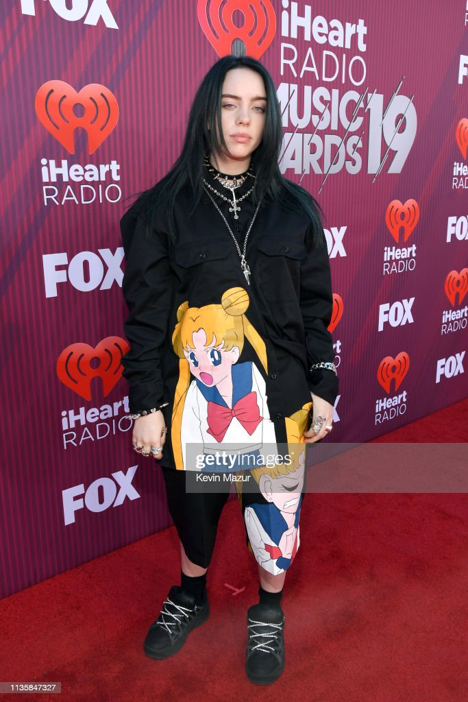 2019 iHeartRadio Music Awards - Red Carpet : News Photo