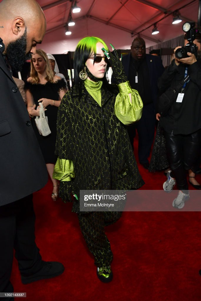 62nd Annual GRAMMY Awards – Red Carpet : News Photo