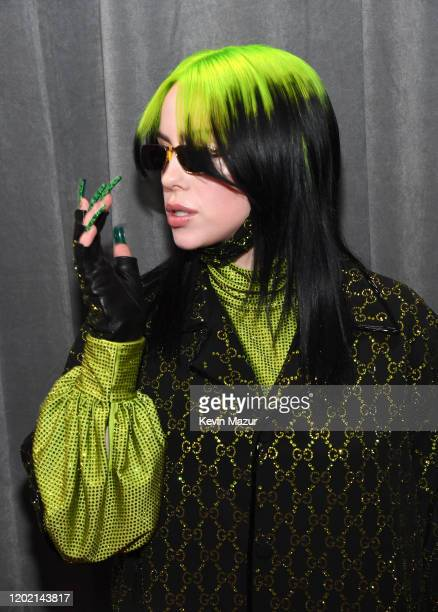 Billie Eilish attends the 62nd Annual GRAMMY Awards at STAPLES Center on January 26 2020 in Los Angeles California