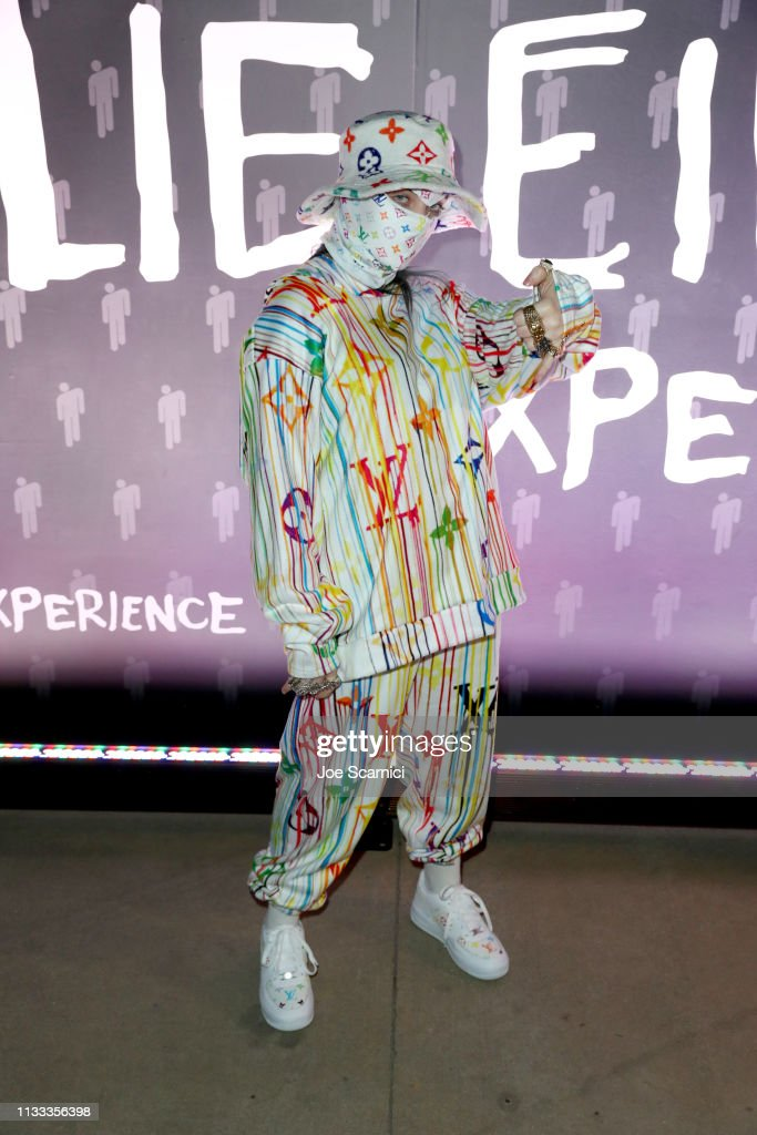 Spotify Presents The Billie Eilish Experience : News Photo
