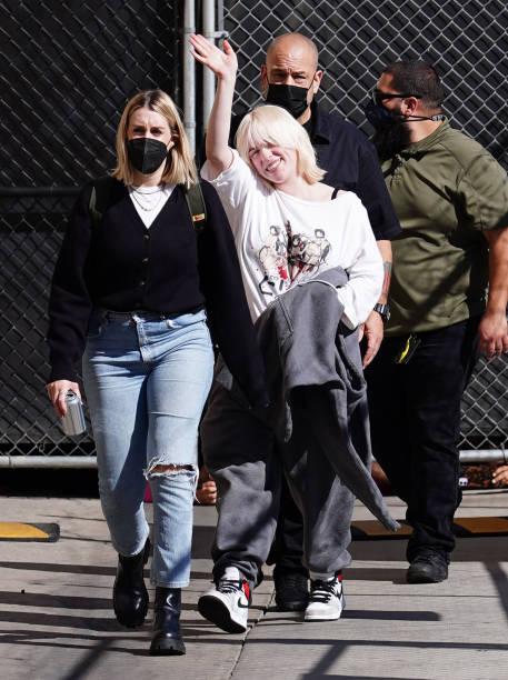 CA: Celebrity Sightings In Los Angeles - October 13, 2021