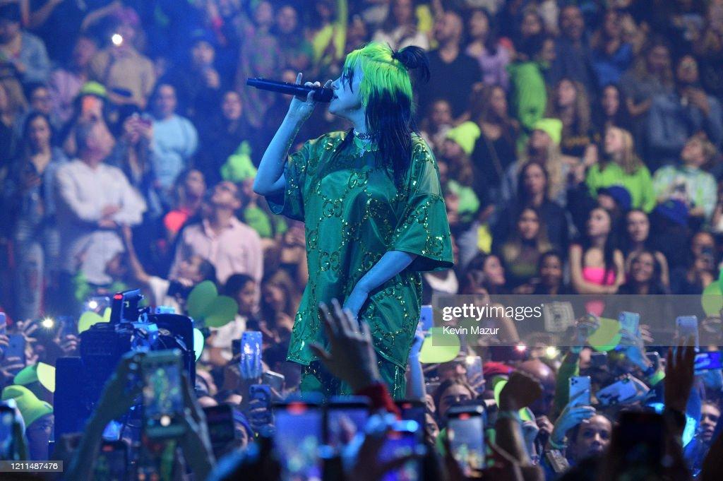 """Billie Eilish """"Where Do We Go?"""" World Tour Kick Off - Miami : News Photo"""