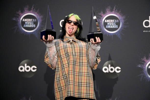 CA: 2019 American Music Awards - Press Room