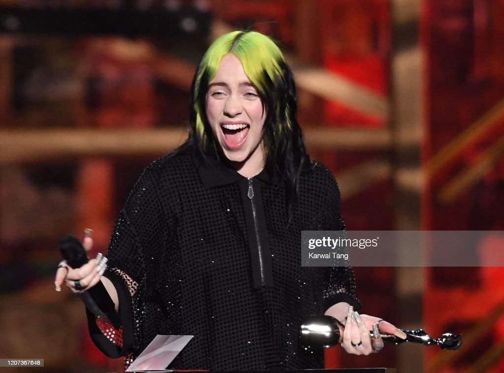 The BRIT Awards 2020 - Show : News Photo