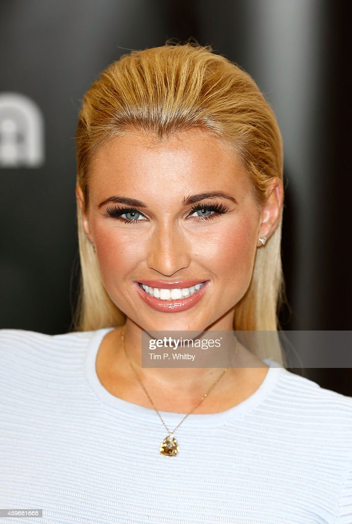 Billie Faiers Launches The Signature Range With My Babiie At Mothercare : News Photo