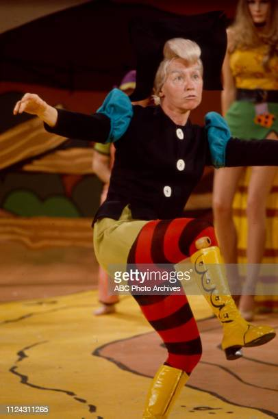 Billie Hayes appearing in the Walt Disney Television via Getty Images tv movie 'Li'l Abner'.