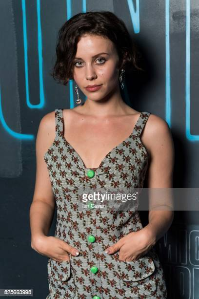 Billie JD Porter attends a special screening of 'Atomic Blonde' hosted by Universal Pictures at Village Underground on August 2 2017 in London England