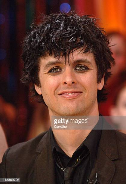 "Green Day Visits MTV's ""TRL"" - April 7, 2005"
