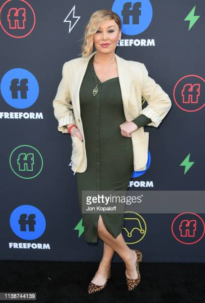 Billie Lee attends 2nd Annual Freeform Summit at Goya Studios on March 27 2019 in Los Angeles California