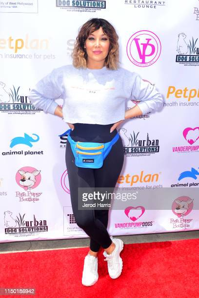Billie Lee attends 4th Annual World Dog Day at West Hollywood Park on May 18, 2019 in West Hollywood, California.
