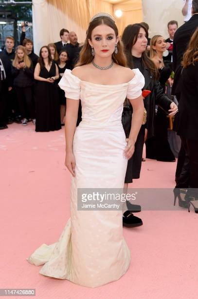 Billie Lourd attends The 2019 Met Gala Celebrating Camp Notes on Fashion at Metropolitan Museum of Art on May 06 2019 in New York City