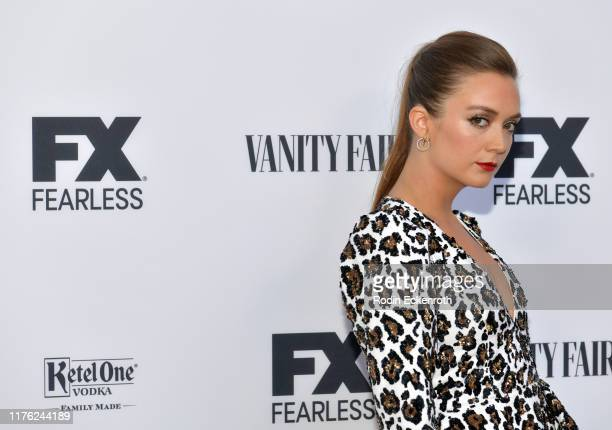 Billie Lourd attends Vanity Fair and FX's annual Primetime Emmy Nominations Party on September 21, 2019 in Century City, California.