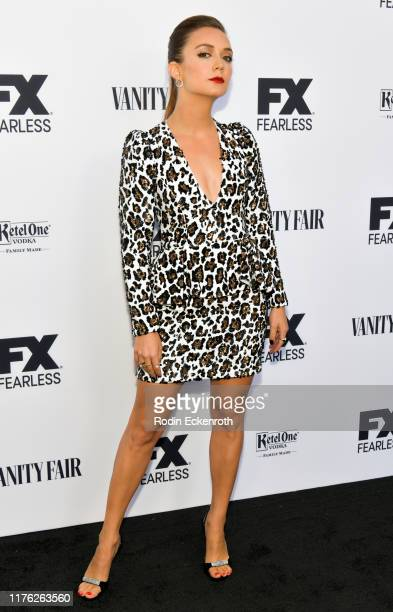 Billie Lourd attends Vanity Fair and FX's Annual Primetime Emmy Nominations Party on September 21 2019 in Century City California