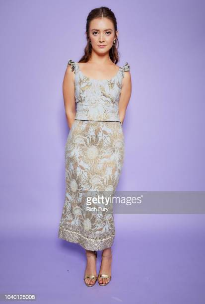 Billie Lourd of FX's 'American Horror Story Apocalypse' poses for a portrait during the 2018 Summer Television Critics Association Press Tour at The...