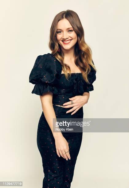 Billie Lourd of the film 'Booksmart' poses for a portrait at the 2019 SXSW Film Festival Portrait Studio on March 9 2019 in Austin Texas