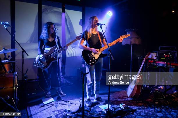 Billie Marten performs on stage at The Wardrobe on June 11 2019 in Leeds England