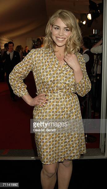 Billie Piper arrives at the Glamour Women Of The Year Awards the annual awards recognising the achievement of women with categories including UK TV...