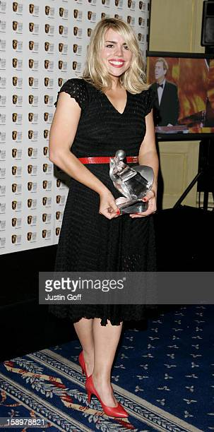 Billie Piper Attends The 2006 British Academy Television Awards At London'S Grosvenor House Hotel