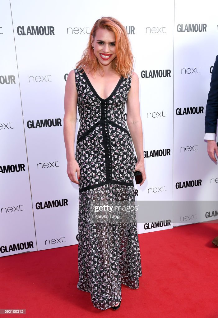 Billie Piper attends the Glamour Women of The Year Awards 2017 at Berkeley Square Gardens on June 6, 2017 in London, England.