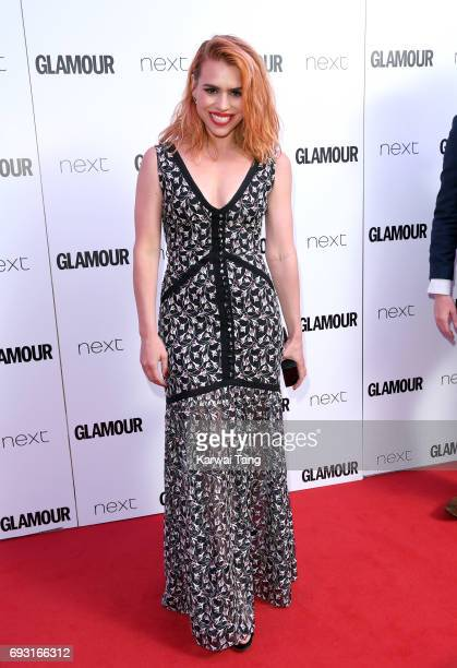 Billie Piper attends the Glamour Women of The Year Awards 2017 at Berkeley Square Gardens on June 6 2017 in London England