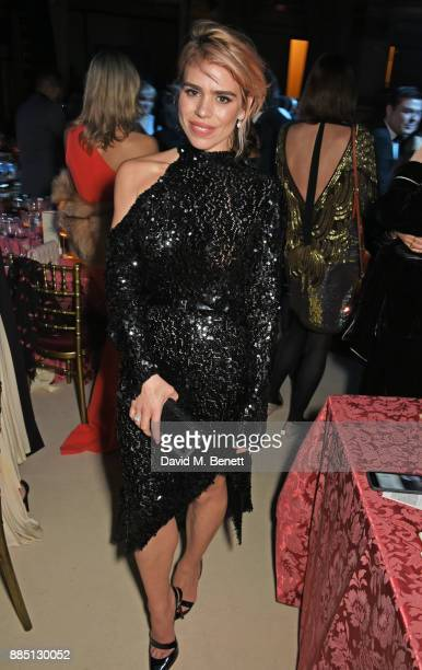 Billie Piper attends the London Evening Standard Theatre Awards 2017 after party at the Theatre Royal Drury Lane on December 3 2017 in London England