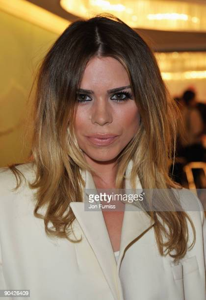 Billie Piper attends the TV Quick TV Choice Awards at The Dorchester on September 7 2009 in London England