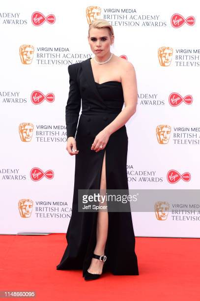 Billie Piper attends the Virgin Media British Academy Television Awards 2019 at The Royal Festival Hall on May 12 2019 in London England