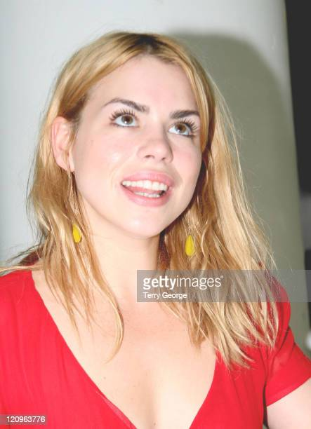 Billie Piper during Billie Piper signs copies of her new book 'Growing Pains' at ASDA House October 26 2006 at ASDA House in Leeds Great Britain