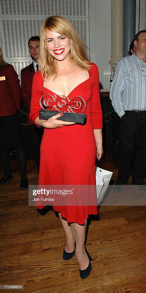 Billie Piper during GQ Men of the Year Awards - Drinks Reception at Royal Opera House in London, Great Britain.